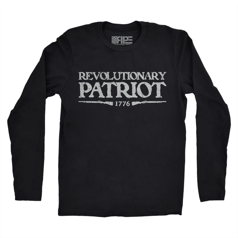 Rifleman Long Sleeve (Black)