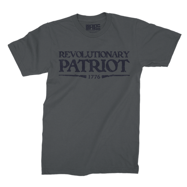 Rifleman (Dark Grey) - Revolutionary Patriot