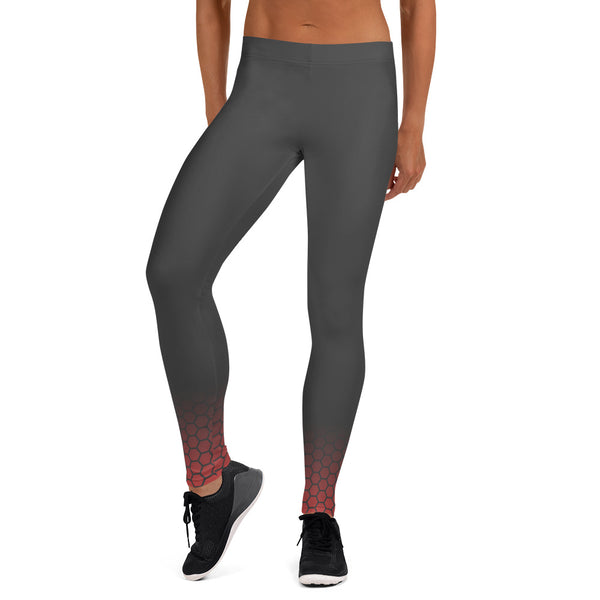 Support The 2nd Leggings (Gunmetal) - Revolutionary Patriot