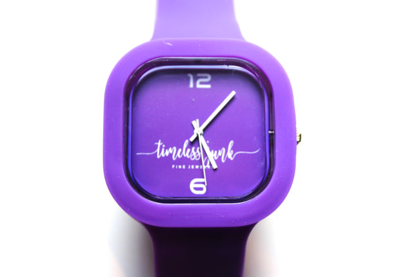 "Timeless Junk Limited Edition ""Royalty"" Watch"