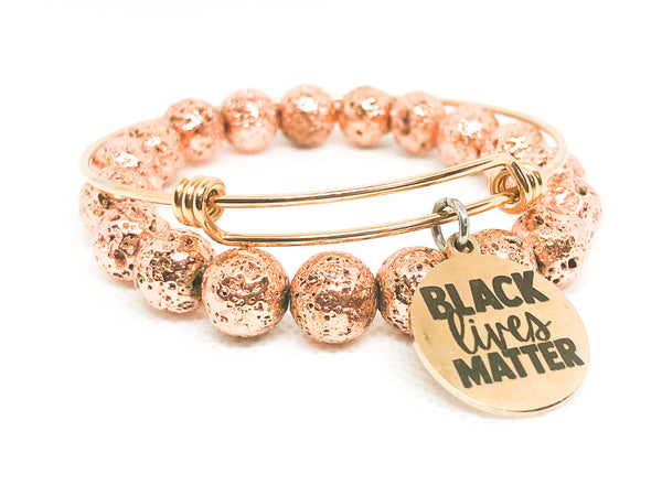#BlackLivesMatter Bangle Set