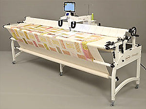Baby Lock Blcj18 2 Crown Jewel Ii Long Arm Quilter