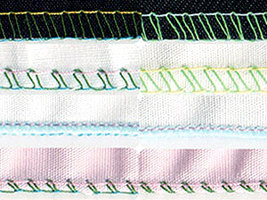 Brother 1634D Stitches