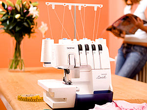 Brother 3034D Sewing Room