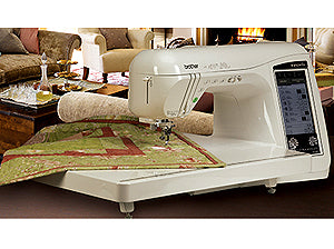 Brother Laura Ashley Innov-Is NX2000 In Sewing Room