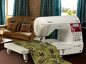 Brother Laura Ashley Innov-Is NX800 Sewing Room