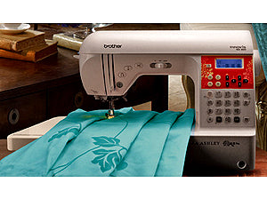 Brother Laura Ashley Innov-Is NX800 Stitching