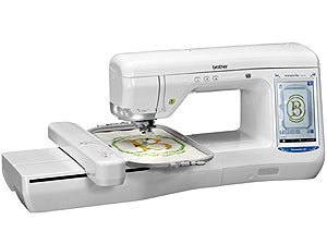 Brother VE2200 Embroidering