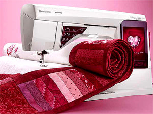 Designer Ruby Royale Sewing Surface