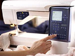 Husqvarna Viking 850 Sewing Advisor