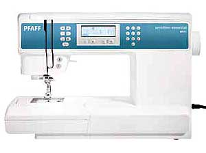 Pfaff Ambition Essential Large Sewing Space