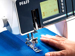 Pfaff Coverlock 4.0 25 Automatic Settings