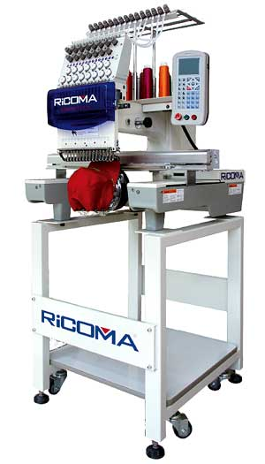 Ricoma RCM-1201PT Full View