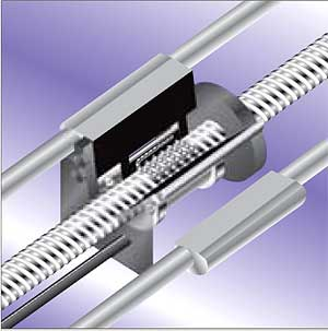 Tajima TEMX-C Ball Screw Drive