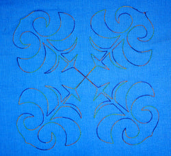 Tin Lizzie Quilt Magician Sample Design