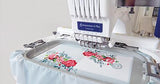 Entrepreneur 6-Plus PR670E – 6-Needle Home Embroidery Machine