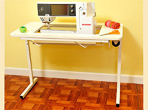 Arrow Gidget II Sewing Table With Adjustable Platform
