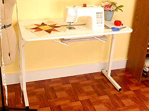 Arrow Gidget Sewing Table With Adjustable Platform