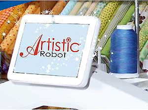 Artistic Robot Automated Quilting (Refurbished)