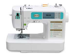 Baby Lock BL137A2 Sofia 2 A-Line Sewing And Embroidery Machine