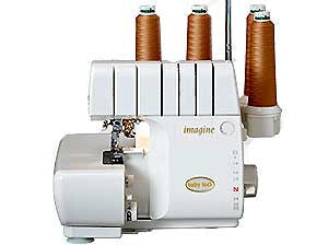 Baby Lock BLE1AT-2 Imagine 4/3/2-Thread 2-Needle Serger
