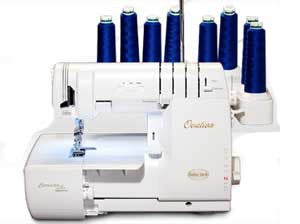 Baby Lock BLES8 Ovation 8/7/6/5/4/3/2-Thread 3-Needle Serger