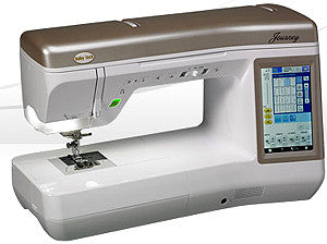 Baby Lock BLJY Journey Sewing And Embroidery Machine