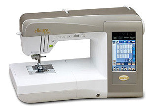 Baby Lock BLL2 Ellageo Plus Sewing Quilting And Embroidery Machine