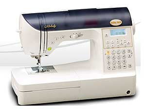 Baby Lock BLMY Melody Sewing And Quilting Machine