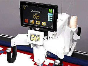 Baby Lock BLPS ProStitcher Quilting Software System