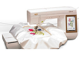 Baby Lock BLPY Spirit Single Needle Embroidery Machine