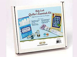 Baby Lock BLQ-B Quilter's Essentials Kit