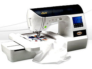 Baby Lock Blr Ellure Sewing And Embroidery Machine