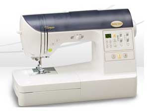 Baby Lock BLTP Tempo Sewing And Quilting Machine