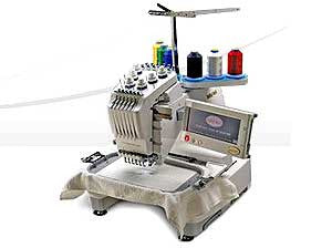 Baby Lock BMP8 Embroidery Professional Six Needle Embroidery Machine