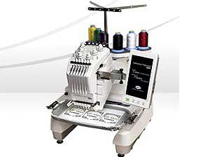 Baby Lock BMP9 Embroidery Professional Plus Six Needle Embroidery Machine