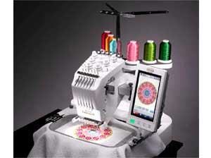 Baby Lock BND9-2 Endurance 2 Six-Needle Embroidery Machine