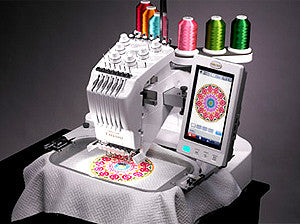 Baby Lock BND9 Endurance Six Needle Embroidery Machine