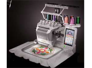 Baby Lock BNT10L Enterprise Ten Needle Embroidery Machine
