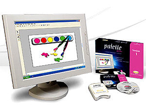 Baby Lock ECS-E2 Palette Petite Digitizing Embroidery Software