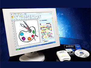 Baby Lock ECS9 Palette 9 Embroidery Software