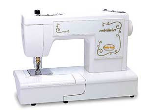 Baby Lock EMB12-2 Embellisher Felting Machine