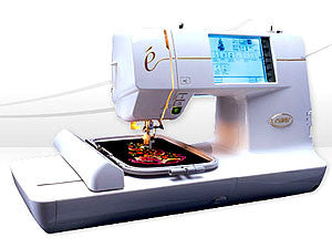 Baby Lock ESE2 Esante Sewing And Embroidery Machine