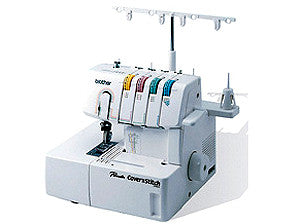 Brother 2340CV 4/3/2-Thread 3-Needle Cover Stitch Machine