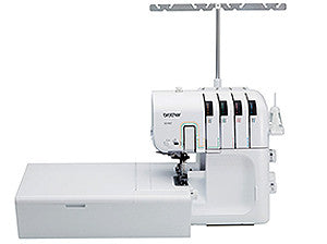 Brother 3234DT 4/3/2-Thread 2-Needle Serger With Table
