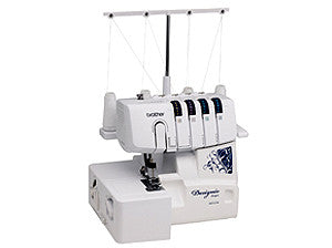 Brother Designio DZ1234 4/3-Thread 2-Needle Serger