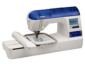 Brother Designio DZ820E Single Needle Embroidery Machine