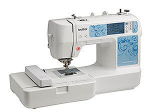 Brother HE1 Computerized Single Needle Embroidery Machine