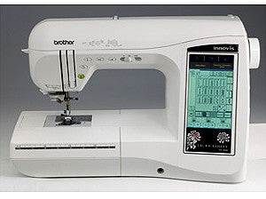 Brother NX2000 Laura Ashley Innov-Is Sewing And Quilting Machine