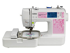 Brother PE500 Single Needle Embroidery Machine